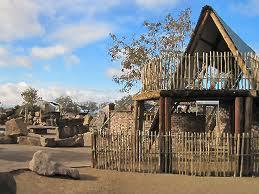 communal camping Namibia