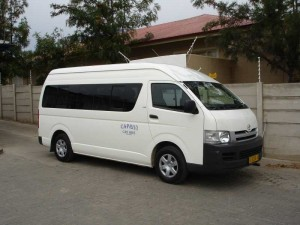 Caprivi Car Hire Quantum