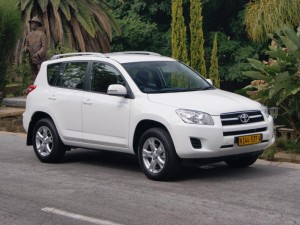 Caprivi Car Hire Vitara