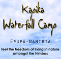 Kapika Waterfall Camp Logo