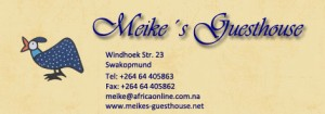 Meike's Guesthouse 2