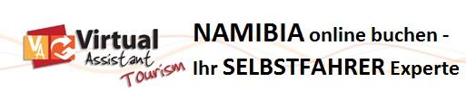 Namibia Buchungsportal